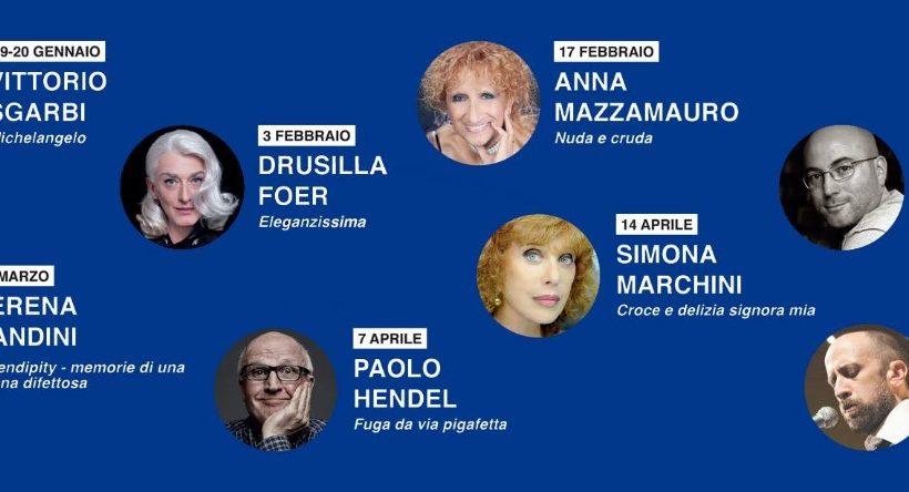 Teatro palazzo stagione 2017-2018